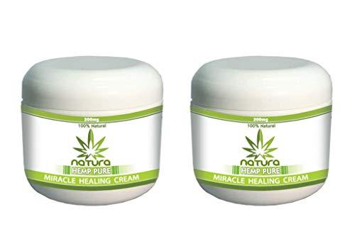 300 MG QFL Hemp Pure Miracle Healing Pain Relief Cream