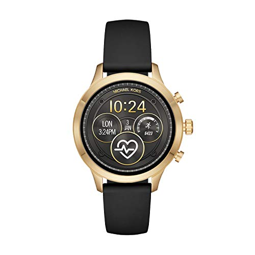 Michael Kors Access Runway Stainless Steel Smartwatch