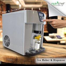 NutriChef PICEM75.5 Countertop Maker Dispenser