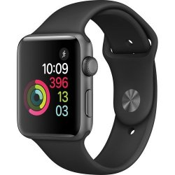 Apple Watch Series 2 Smartwatch 42mm Space Gray