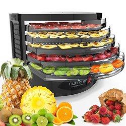 NutriChef Electric Food Dehydrator Machine