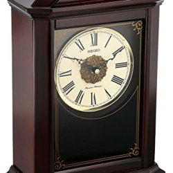 Seiko Wood Shelf Clock