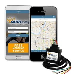 MotoSafety Mwaas1P1 Wired 3G GPS Car Tracker