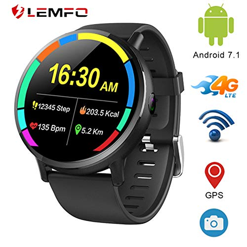 """LEMFO LEMX - Android 7.1 4G LTE 2.03"""" Screen"""
