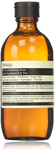 Aesop B and Tea Balancing Toner, 6.7 Ounce
