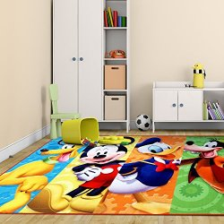 Disney Mickey Mouse Clubhouse Rug HD Digital