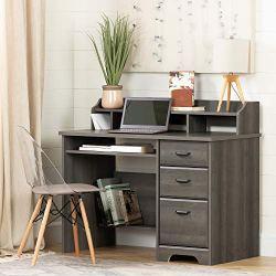 South Shore Versa Computer Desk with Hutch