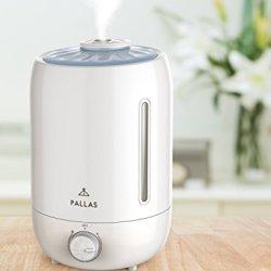 Pallas [2019] Humidifier -5L Cool Mist Ultrasonic Humidifier