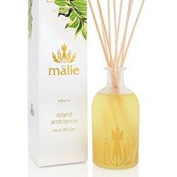Malie Organics Island Ambiance Reed Diffuser, Koke'e