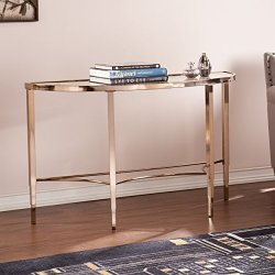 Southern Enterprises Thompson Sofa Console Table