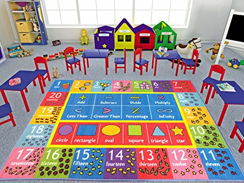 KC Cubs Playtime Collection Math Symbols
