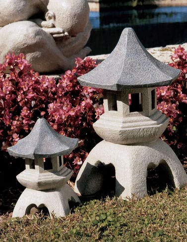 Design Toscano Asian Decor Pagoda Lantern