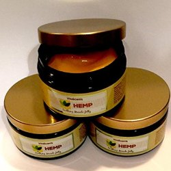 Hemp Soothing Muscle Jelly for Muscular Pain Relief