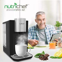 NutriChef Electric Hot Water Dispenser