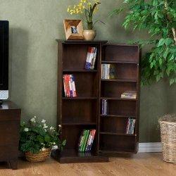 Southern Enterprises, Inc. Media Storage Pedestal - Espresso