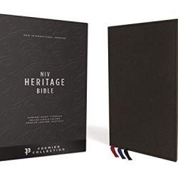 NIV, Heritage Bible, Deluxe Single-Column