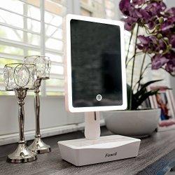 Fancii LED Lighted Large Vanity Makeup Mirror