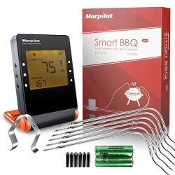 Wireless Meat Thermometers for Grill Smoker
