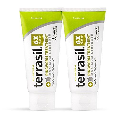 terrasil® Ringworm Treatment MAX - 6x Faster