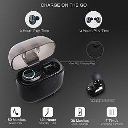 Wireless Earbuds,Jialebi Touch Control Bluetooth