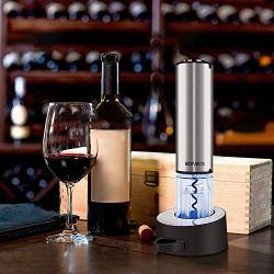 EZBASICS Electric Wine Opener Set