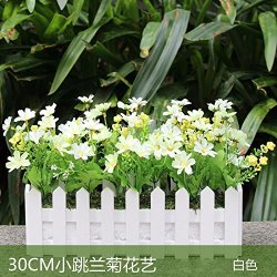 LVLIDAN Artificial Flower Flora Home Accessories