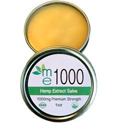 me1000mg Natural -Organic Blend Hemp Extract Topical