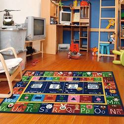 Furnish my Place ABC SEASSON 4'4 X 6'9 Area Rugs