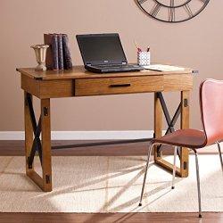 Southern Enterprises Canton Adjustable Height Desk