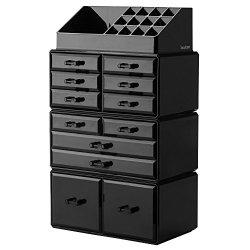 Readaeer Makeup Cosmetic Organizer Storage