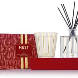 NEST Fragrances Candle & Reed Diffuser Set