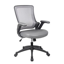 Techni Mobili Mid-Back Mesh Task Office Chair