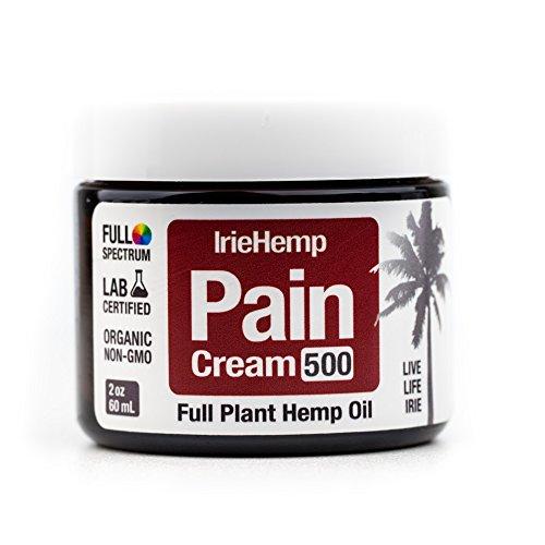 Irie Hemp Balm Hemp Extract - Fast Acting Natural Relief