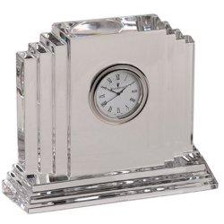 Waterford Crystal Metropolitan Medium Clock
