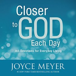 Closer to God Each Day: Devotions for Everyday Living