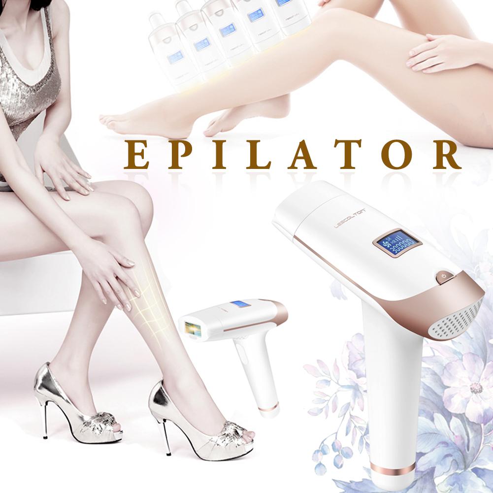 Portable Handheld IPL Laser Hair Removal Machine Epilator Permanent Trimmer Electric Depilador For Adult Body Face 3
