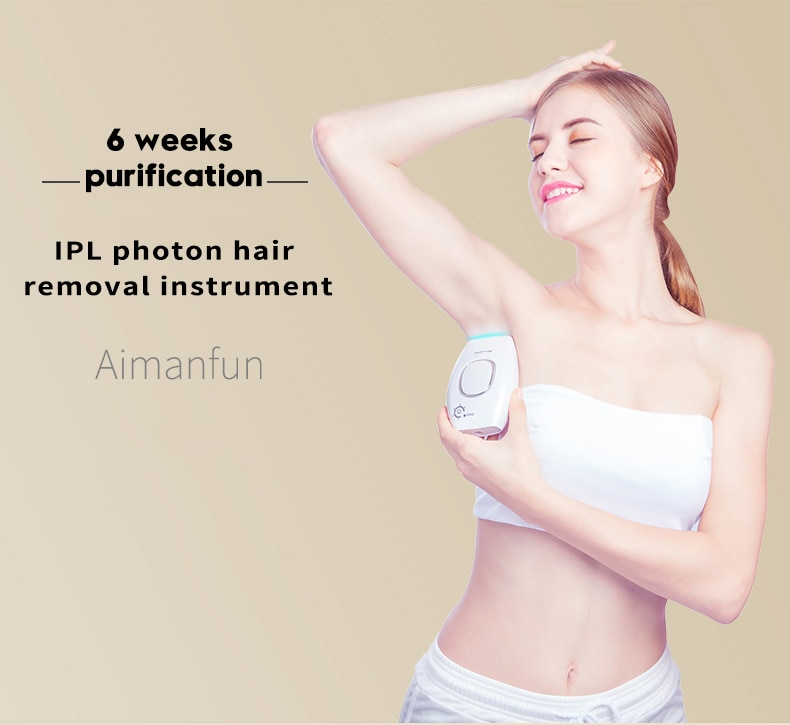 professional permanent IPL epilator 300000 flas laser hair removal electric photo women painless threading hair remover machine 1