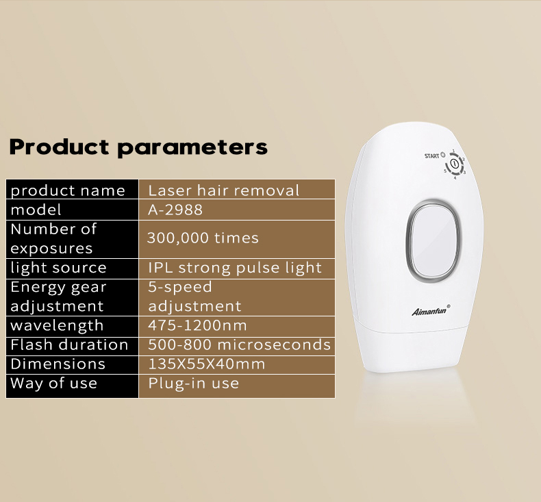 professional permanent IPL epilator 300000 flas laser hair removal electric photo women painless threading hair remover machine 21