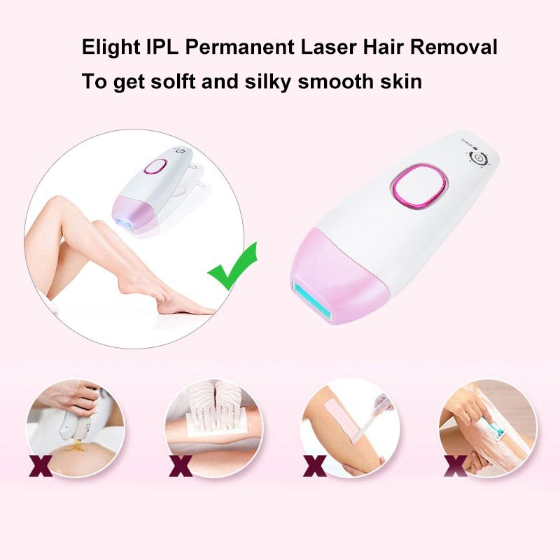 Laser Depilator IPL Epilator Permanent Hair Removal Touch Body Leg Bikini Trimmer Photoepilator For Women 10