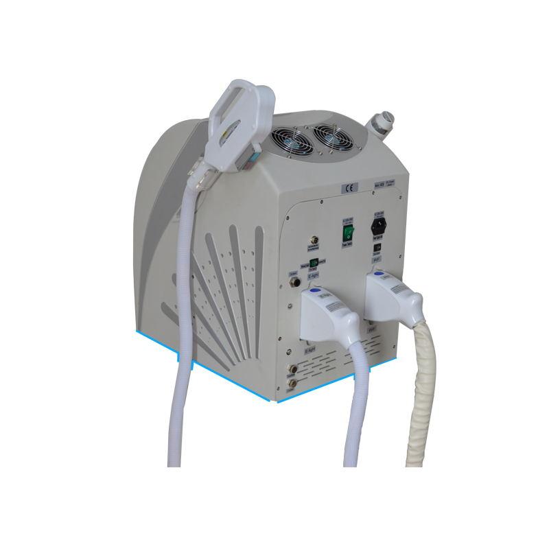 IPL connector for IPL hair removal machine SHR E-light laser handle 2pcs 4