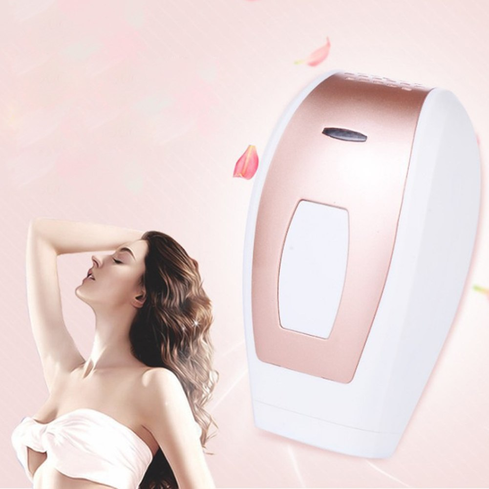 Laser hair removal instrument Freezing epilator Unisex body underarm leg hair lip hair 10