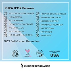 PURA D'OR Hair Thinning Therapy Shampoo for Prevention PURA D'OR Hair Thinning Therapy Shampoo for Prevention, Infused with Argan Oil, Biotin & Natural Ingredients, Sulfate Free, All Hair Types, Men and Women, 16 Fl Oz (Packaging may vary).