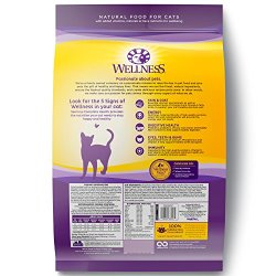 Wellness Complete Health Natural Dry Cat Food Wellness Complete Health Natural Dry Cat Food, Healthy Weight Chicken & Turkey Recipe, 12-Pound Bag.