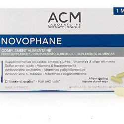 ACM Laboratoire Novophane Caps Anti Hair Loss Alopecia Treatment