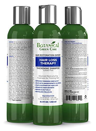 """Hair Loss Therapy"" Sulfate-Free Caffeine Shampoo"