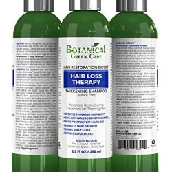 """Hair Loss Therapy"" Sulfate-Free Caffeine Shampoo"