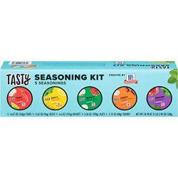 Tasty Seasoning Kit Created by McCormick