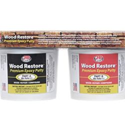 J-B Weld Wood Restore Premium Epoxy Putty Kit