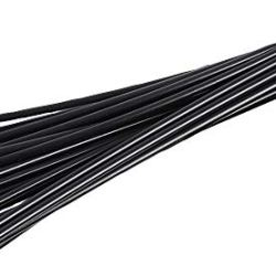 ABS - PC WELDING RODS 20CM BLACK PK25 Accessory Type