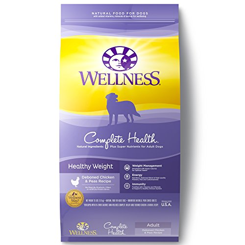 Wellness Complete Health Natural Dry Healthy Weight Dog Food